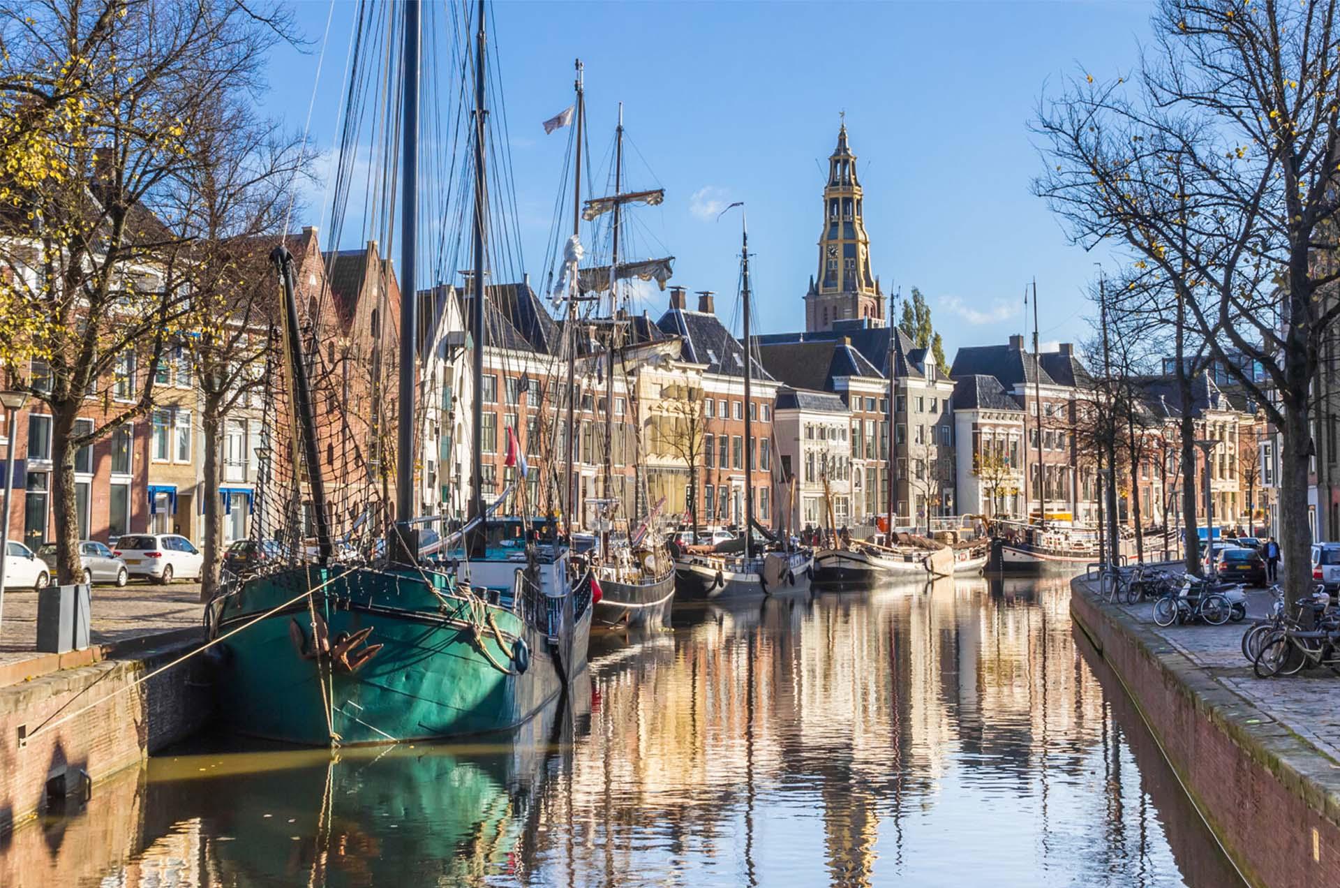 Koerier Groningen